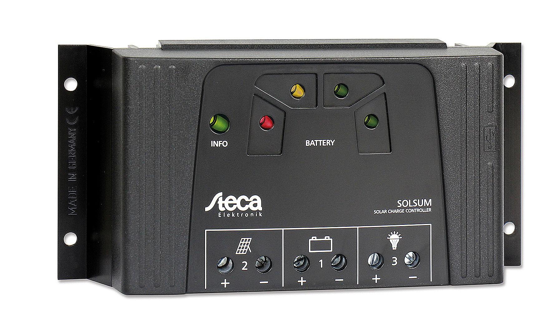 Steca solsum 2525 - 4040