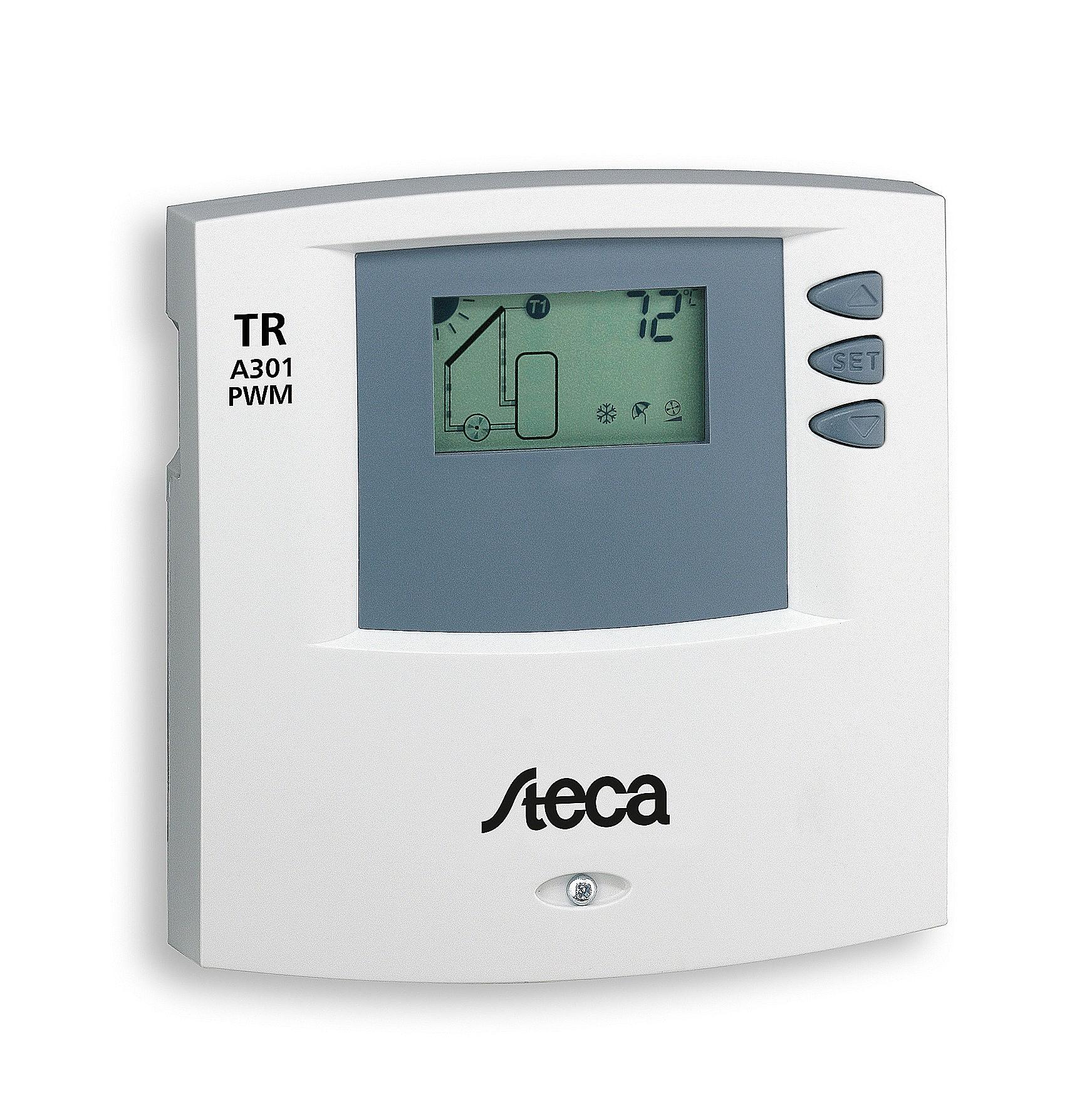 Régulation Steca TRA301PWM