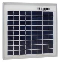 Panneau photovoltaïque 5 watts 12V