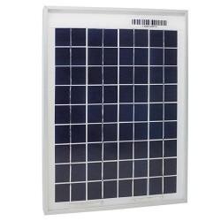 Panneau photovoltaïque 10 watts 12V