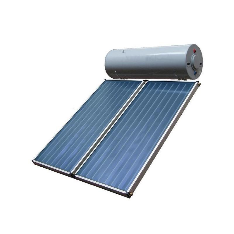 kit solaire thermosiphon monobloc 1 ballon 200 litres 2 panneaux de 2m. Black Bedroom Furniture Sets. Home Design Ideas