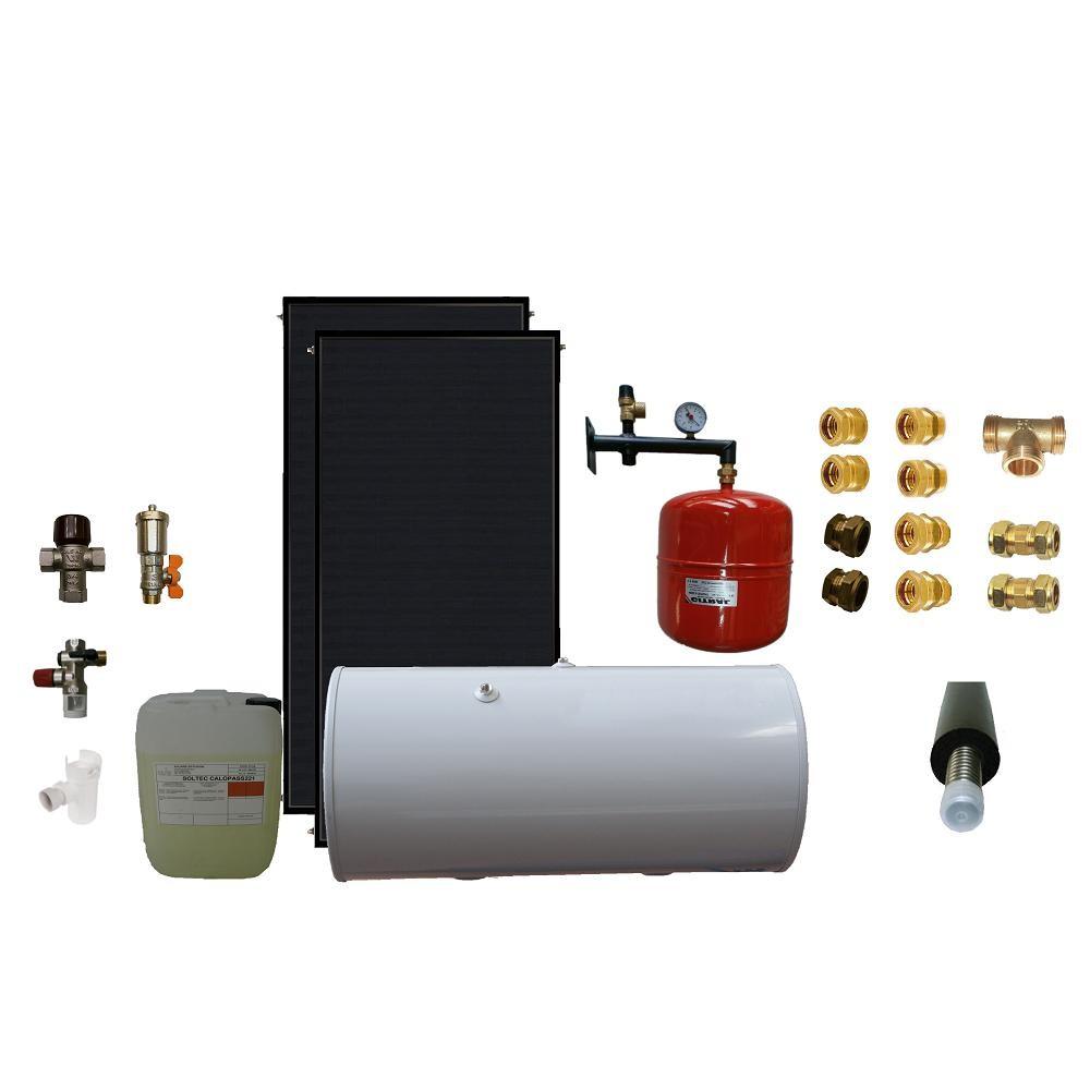 Kit thermosiphon BHSW200L +...