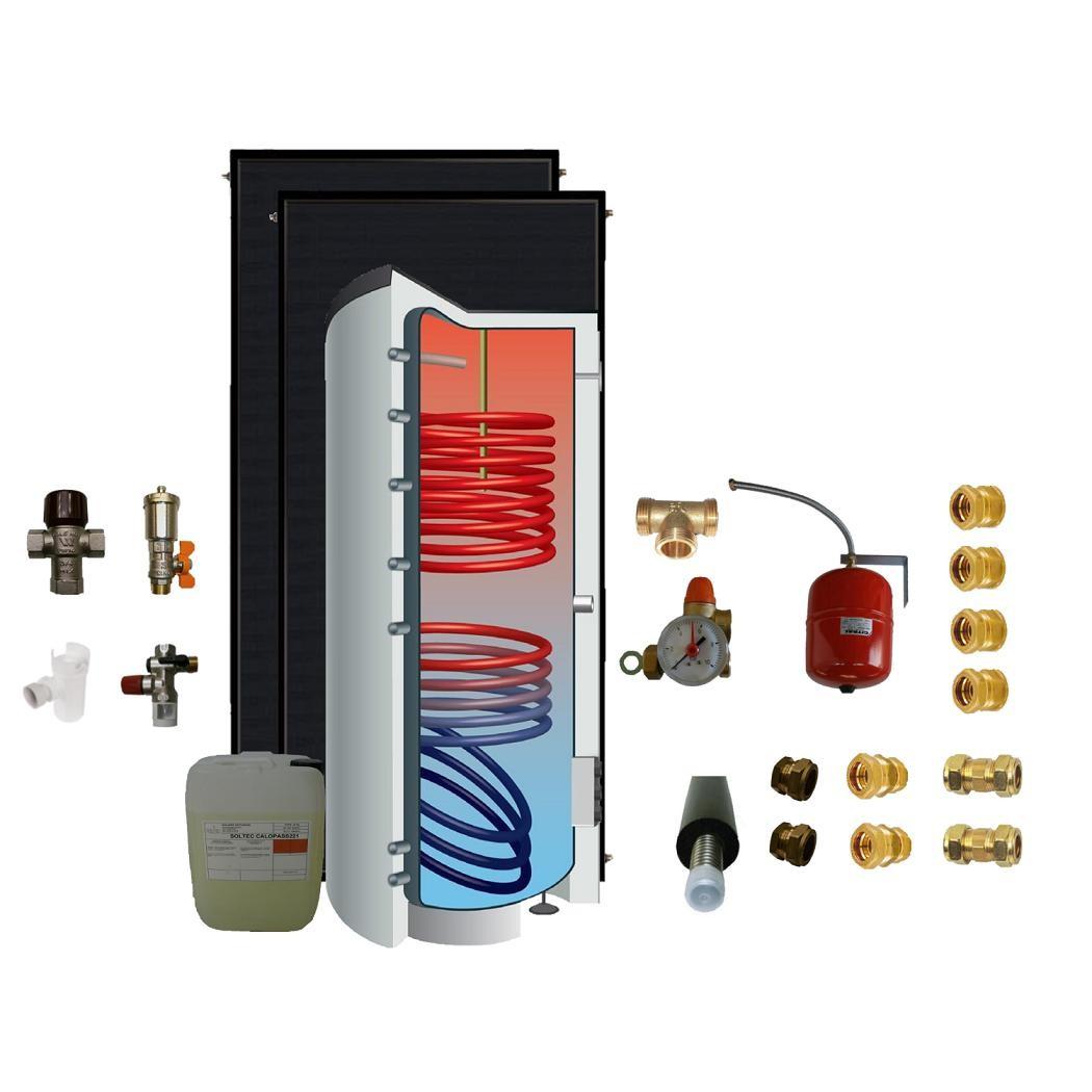 Kit thermosiphon TWS200L +...