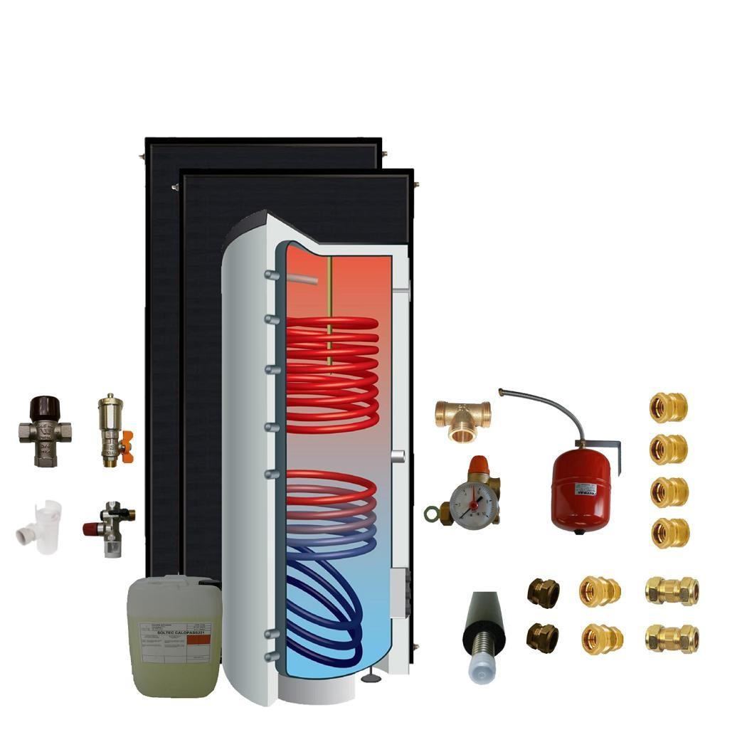 Kit thermosiphon TWS300L +...