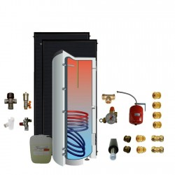 Kit thermosiphon TWS300L +...