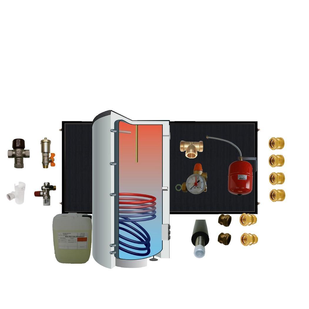 Kit thermosiphon TWS150L +...