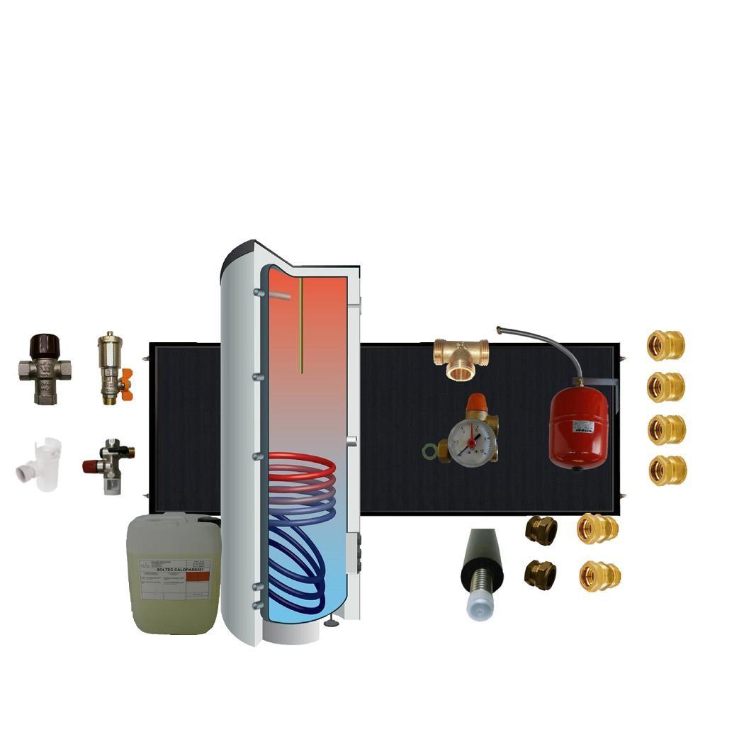 Kit thermosiphon TWS120L +...