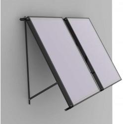 fixations panneaux solaires solaire diffusion. Black Bedroom Furniture Sets. Home Design Ideas