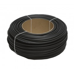Câble solaire noir au mètre