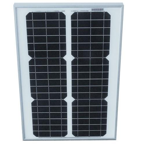 Panneau photovoltaïque 30 watts 12V