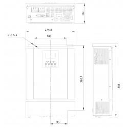Steca Solarix PLI 2400-24