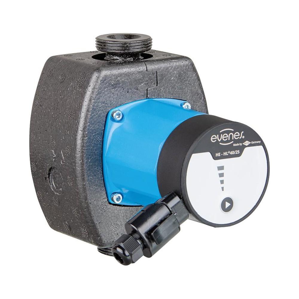 Circulateur de chauffage Evenes 60-25 HL+ - haut rendement (PWM) - classe énergie A