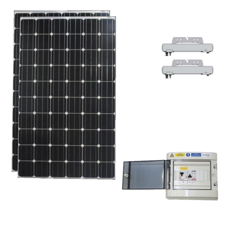 Kit solaire autoconsommation 600 Wc