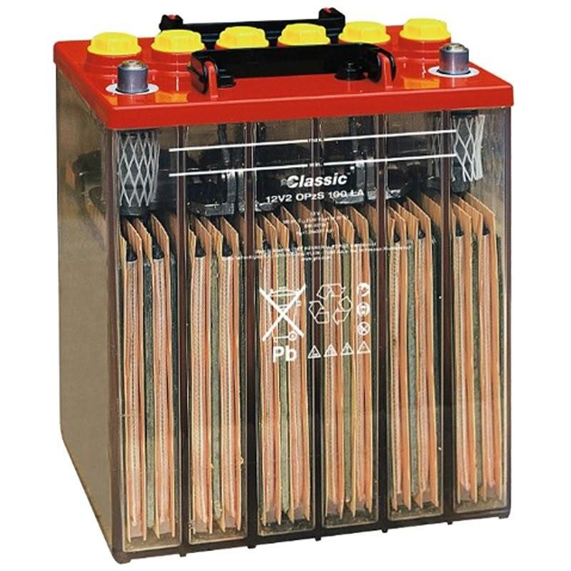 Batteries OPzS Solar bloc 6V et 12V