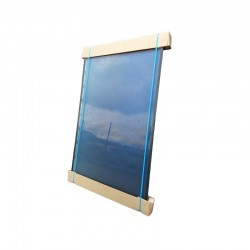 Panneau solaire thermique Solaire Diffusion fabriqué en France (emballé)