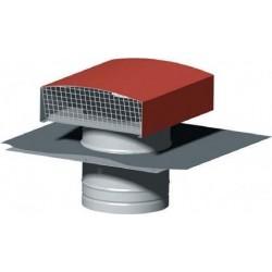 Chapeau de toiture métallique CT