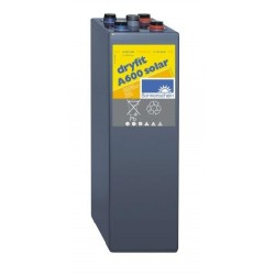 Batterie Sonnenschein Solar A600