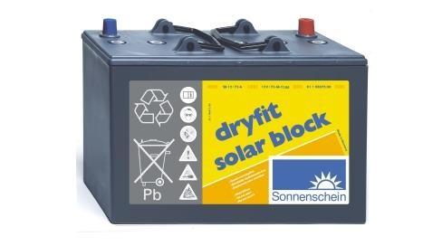 Batterie Sonnenschein Solar...