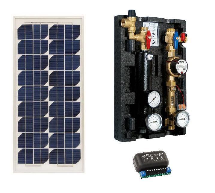 Kit station solaire 12V