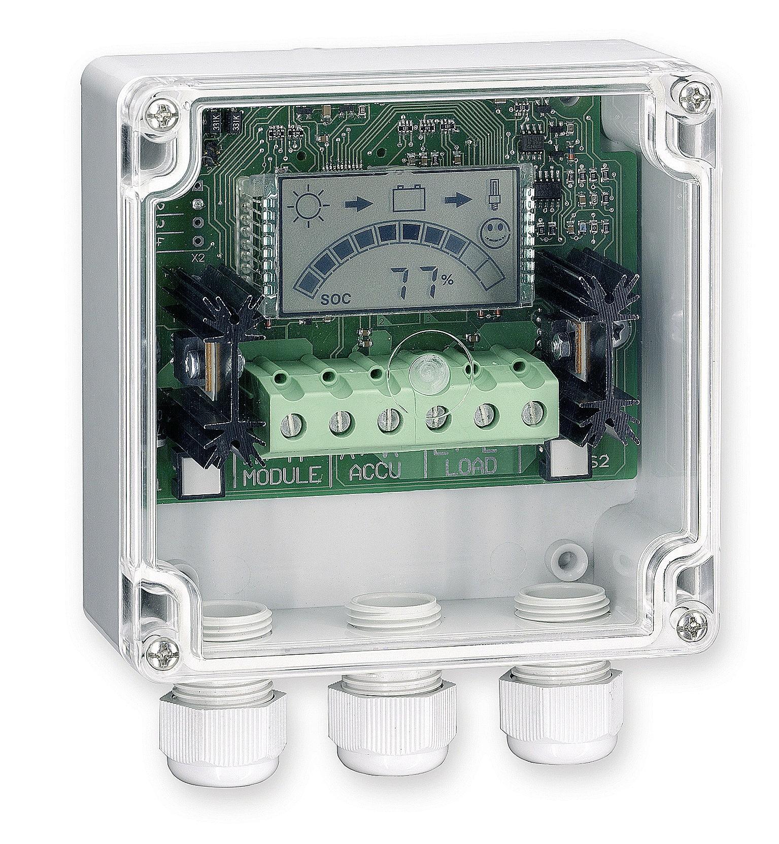 Rég de Charge Steca PR2020-IP