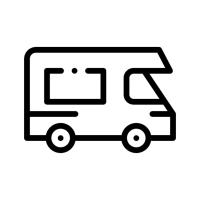 Camion aménagé / camping - isolant - panneaux photovoltaïques