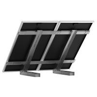 Fixations panneaux PV au sol / mur