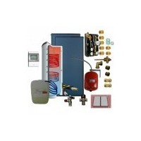 Kits chauffe-eau solaire circulation forcée / thermosiphon & chauffage solaire